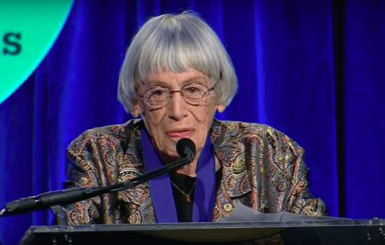 Ursula K. Le Guin's Warning on the Dangers of Capitalism (Video)