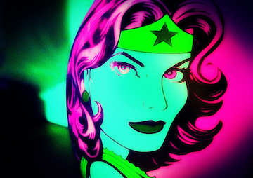 Truthdigger of the Week: Wonder Woman. (Yes, Really.)