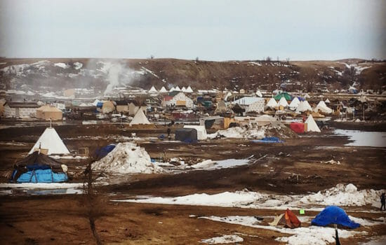 Standing Rock: Last Stand at Oceti Sakowin Camp