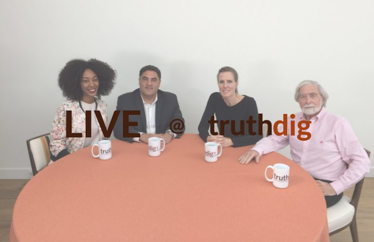 Cenk Uygur and the Truthdig Team Question the Future of Progressive Politics