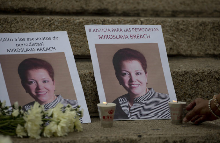 Truthdigger of the Week: Slain Reporter Miroslava Breach Velducea