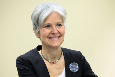 Jill Stein: 'If Elected President I Will Immediately Pardon Edward Snowden'