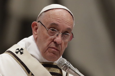 Truthdigger of the Week: Pope Francis, Who Embodies the Teachings of Christ