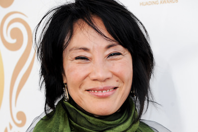 China on My Mind: Robert Scheer Interviews Hollywood Producer Janet Yang