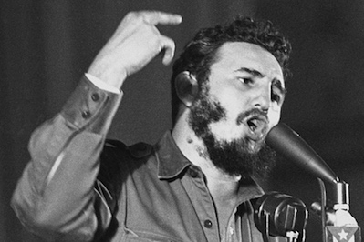 Reflections on the Death of Fidel
