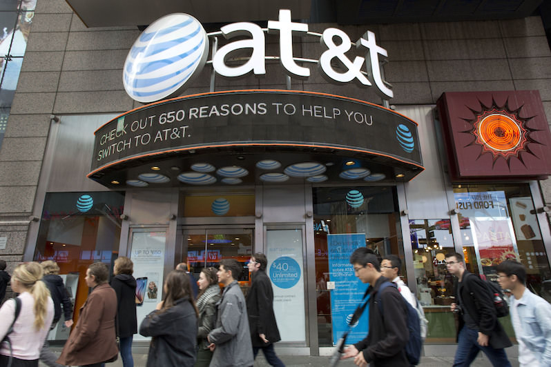 AT&T, Time Warner and the Death of Privacy