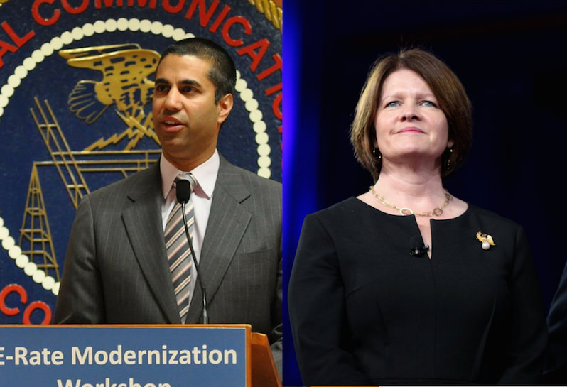Trump's FCC and FTC Leaders Rush to Defend Big Telco's Assault on Internet Privacy