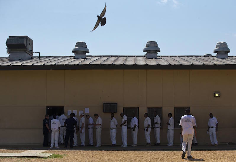 Striking Prisoners Are Bending the Arc of the Moral Universe Closer to Justice