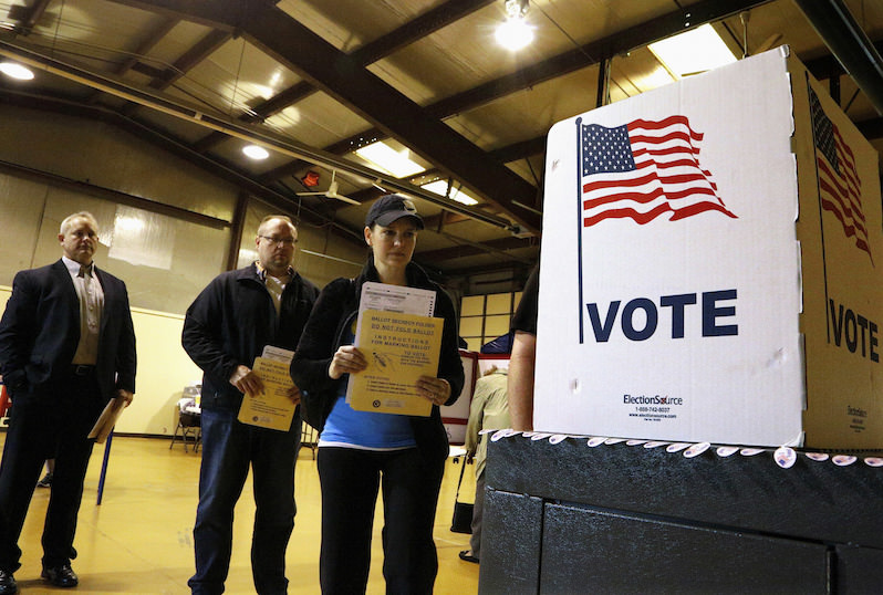 Election Fraud Concerns Extend Beyond Conspiracy Theorists