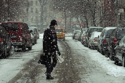 Arctic Warming Gives U.S. and Europe the Chills