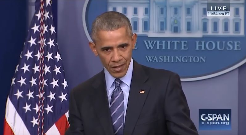 President Obama: 'Not Much Happens in Russia Without Vladimir Putin'