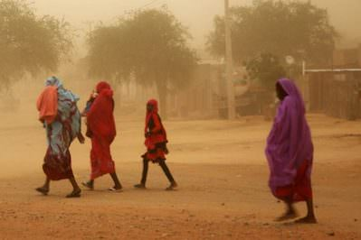 Africa's Dust Is a Priceless Export