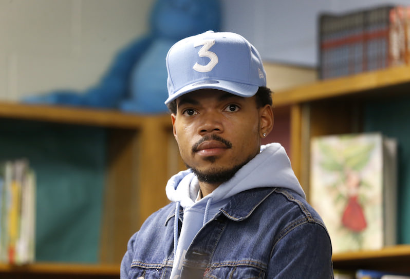 Truthdigger of the Week: Chance the Rapper, Advocate for Chicago's Public Schools