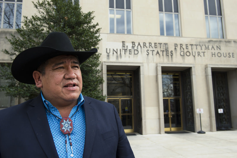 The Challenge to the Dakota Access Pipeline Isn't Over: Cheyenne River Sioux Take Battle to Court
