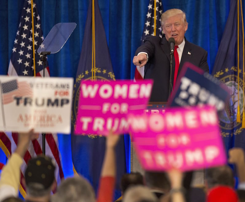 GOP Enthusiasm for Donald Trump Increases as Election Day Nears
