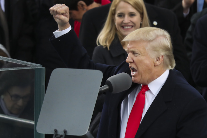 Mainstream Media's Wimpy Coverage of Inaugural Address Was No Surprise