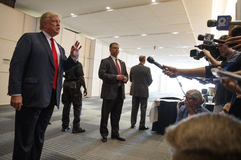 Donald Trump Media Coverage Has Created a New Crisis of Credibility