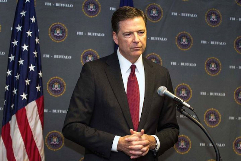 Read the Open Letter By Former Federal Prosecutors Criticizing James Comey