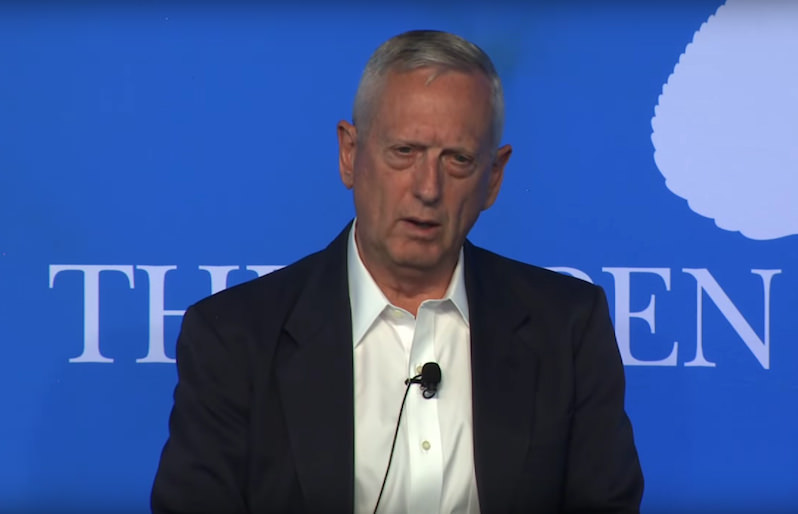 In 2013, Trump's Defense Nominee Compared Israeli Occupation With Apartheid