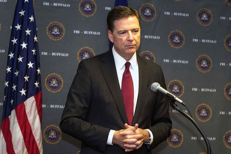 Dennis Kucinich: James Comey, Not Russia, Tilted the Election Toward Donald Trump