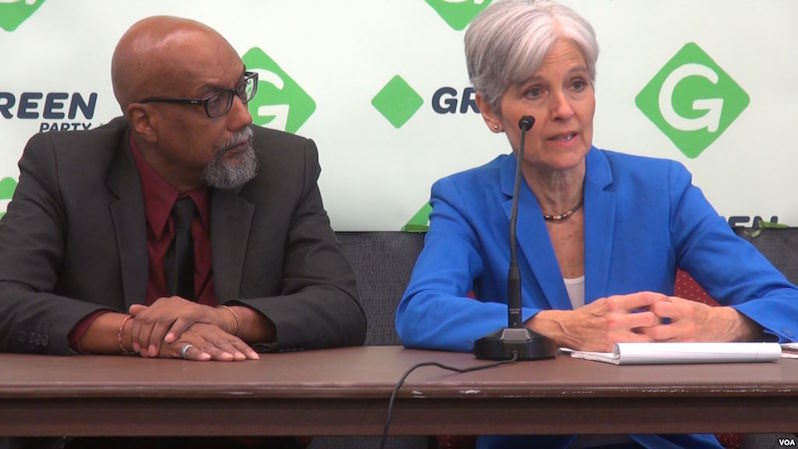 The Best Ballot Plan Now? 'Strategic' Voting for the Stein-Baraka Green Party Ticket