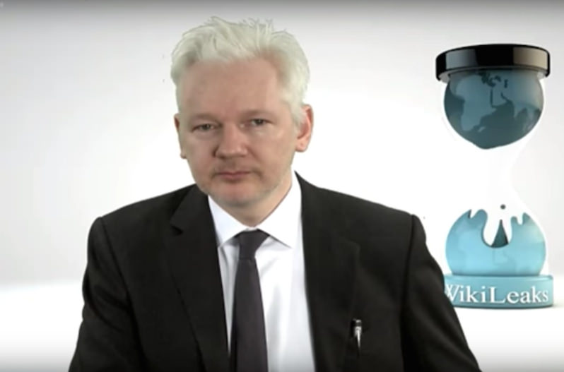 Ecuador Admits to Cutting Off WikiLeaks Founder's Internet Because of Podesta Emails