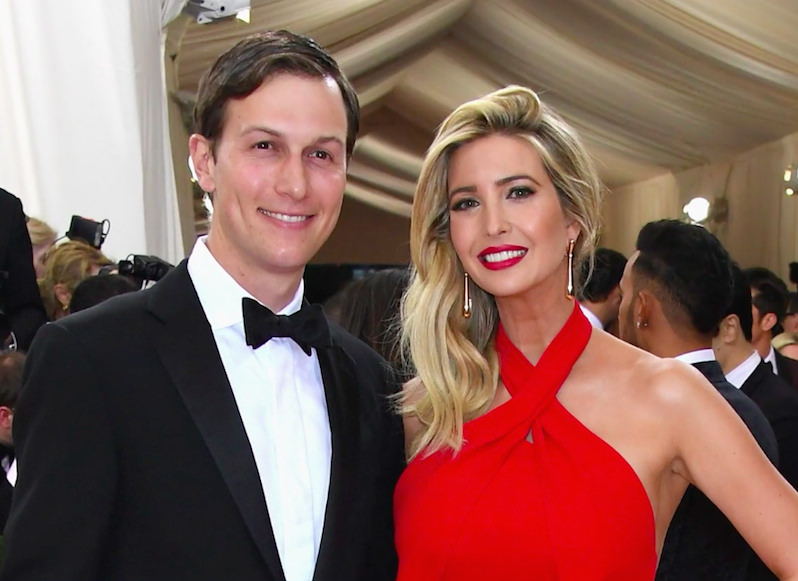 Ivanka Trump and Jared Kushner Help Block Potential Rollback of LGBT Rights