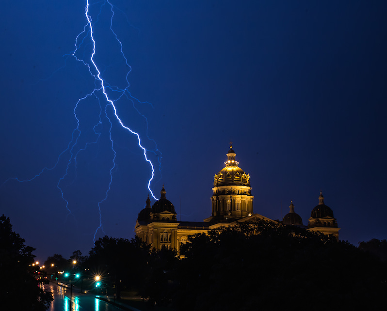 What's the Matter With Iowa? Dark News From Red-State America