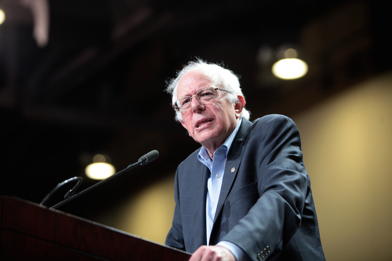Break Free and Lead, or Resign: A Letter to Bernie Sanders
