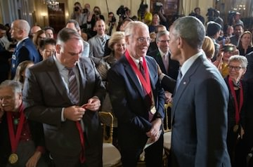 White House Arts and Humanities Medals Recognize Americans' Collective Experience