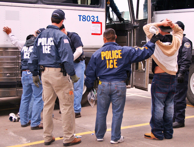 Palantir Technologies Is Creating a Vast Immigration Database - Truthdig