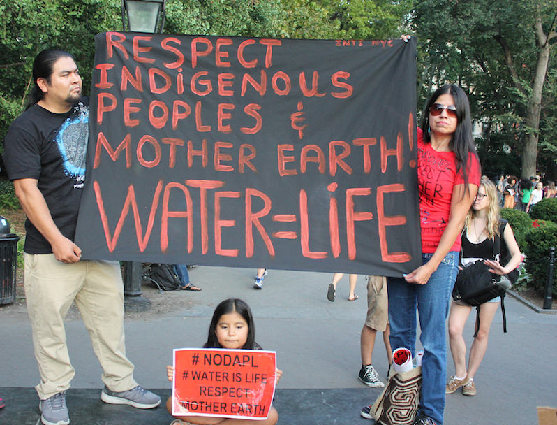 U.S. Government Steps In After Judge Rules Against Standing Rock Sioux