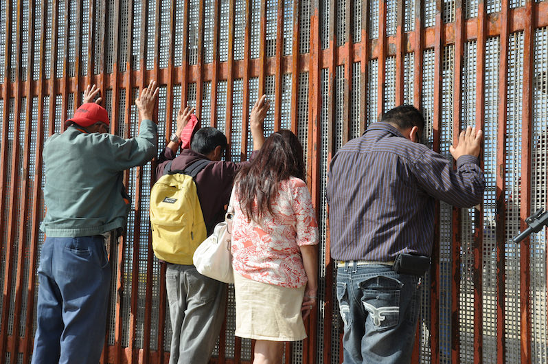 A Community Terrorized: Immigration Crackdown Could Destroy the Social Fabric of the U.S. (Audio)