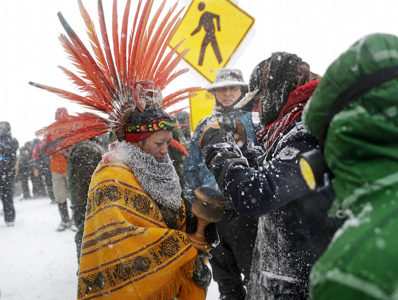 What Are the Dakota Access Pipeline Builders Trying to Keep Secret?