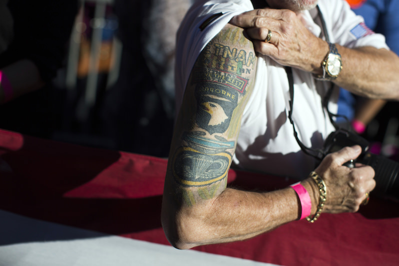 Symptoms of a Godless New America: The Surrogate Spirituality of Body Art