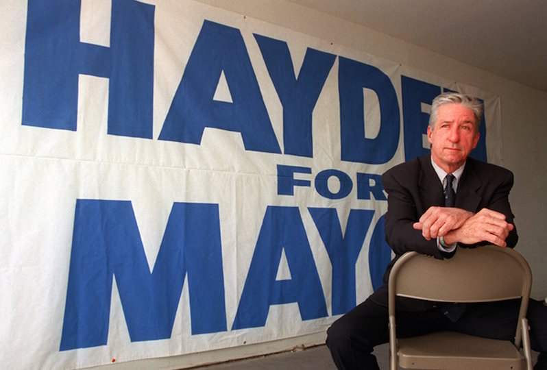 Tom Hayden Fought for the Rights of All Living Things