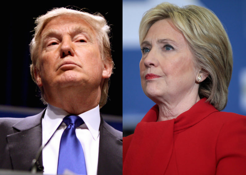 After Days of Political Controversy, Presidential Nominees Hold Their Ground in Second Debate