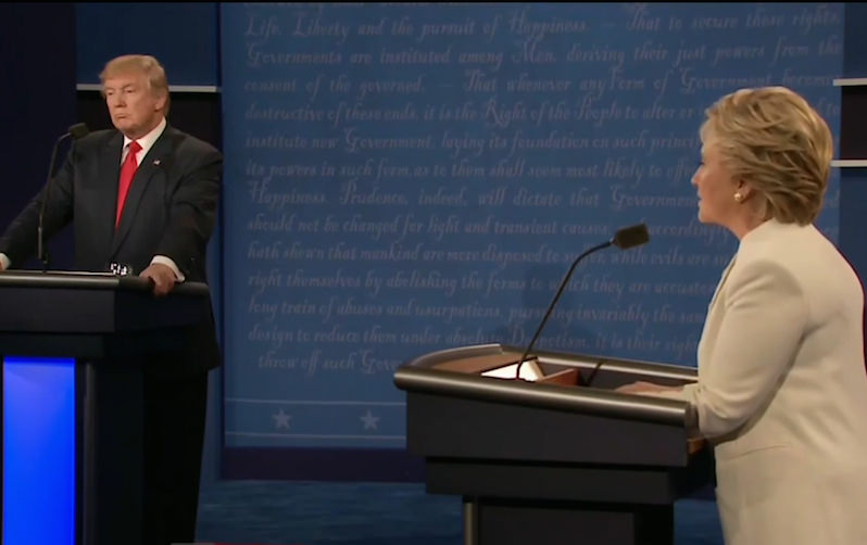 Cast Your Vote: Did the Presidential Debates Make an Impact?
