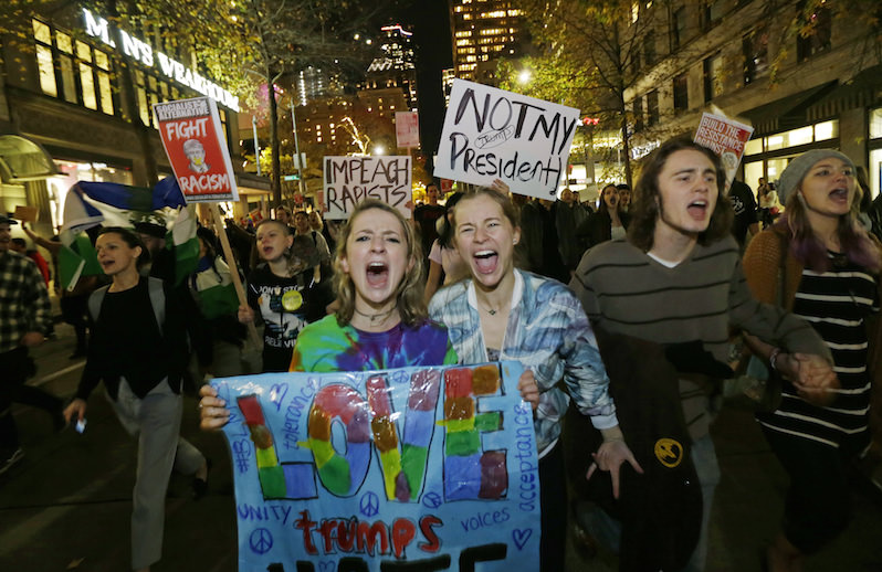 Resistance Movements Can Be More Powerful Than President Trump