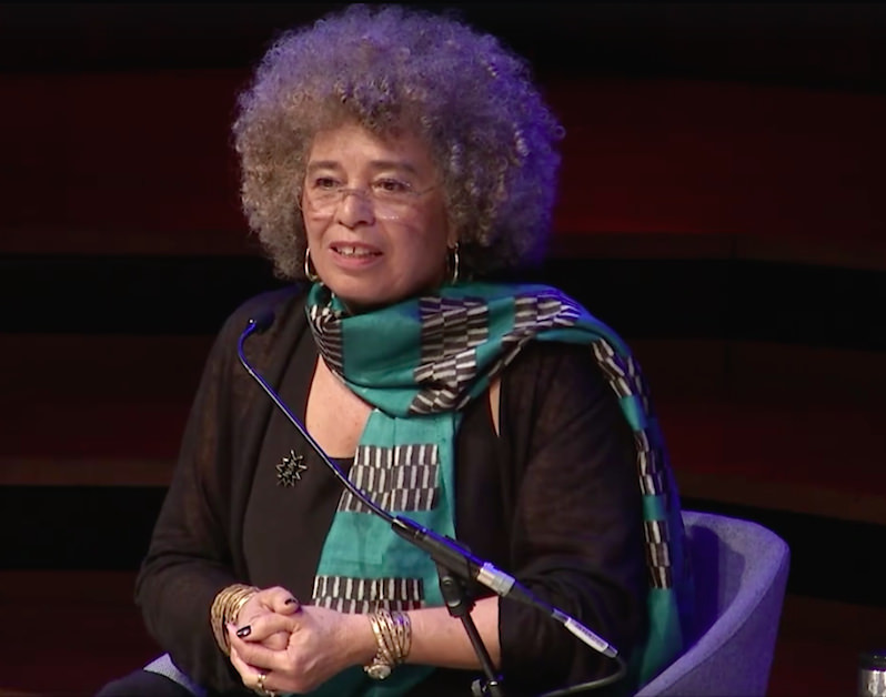 Truthdigger of the Week: Angela Davis, an Activist for the Ages