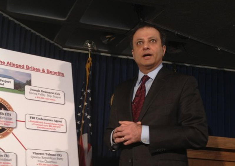 When It Comes to Prosecuting Wall Street, Preet Bharara Is No Hero