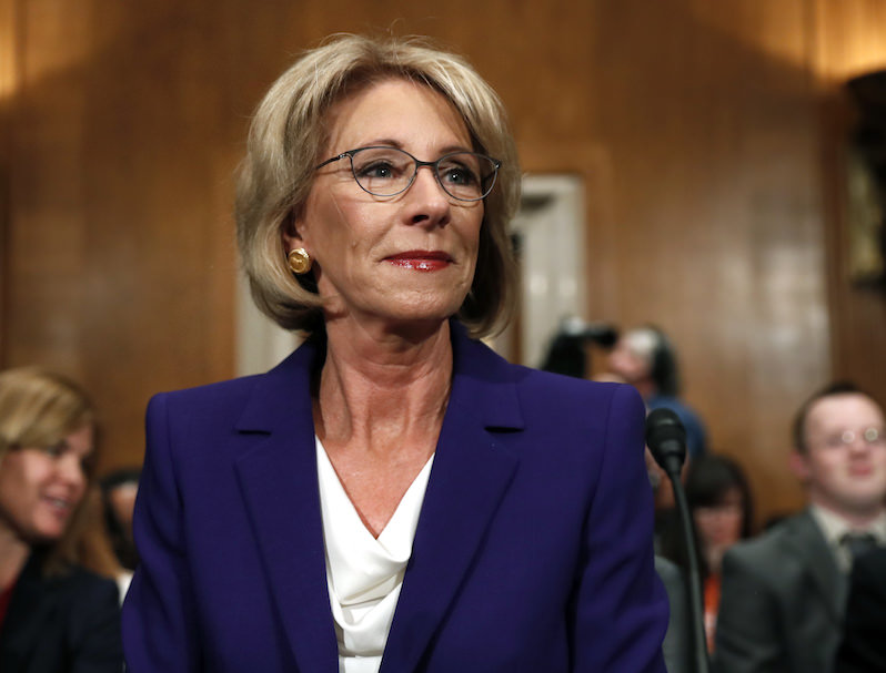 Education Department Civil Rights >> Education Department May Limit Scope Of Civil Rights Probes Truthdig