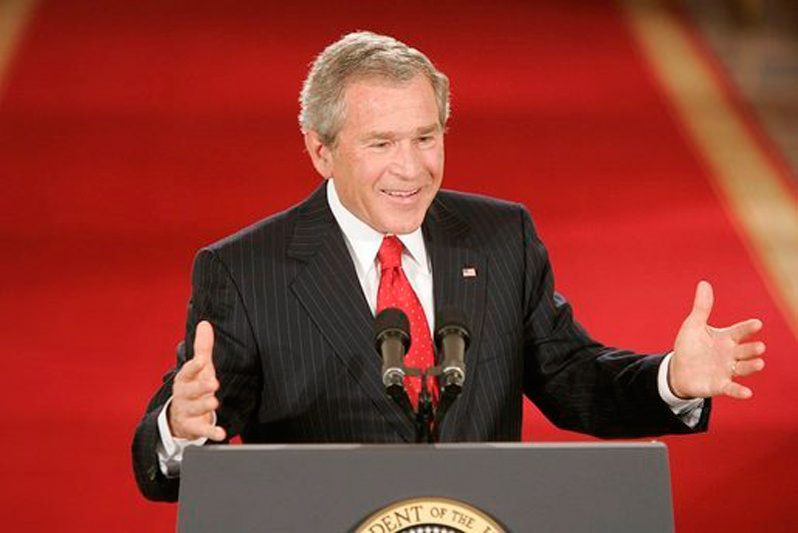 Why It's Vital to Hold George W. Bush Accountable for His Crimes as Trump Is Inaugurated