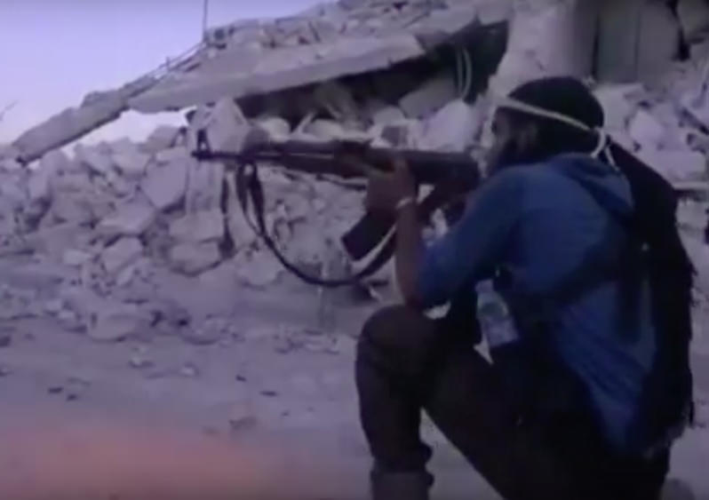 Syria and Russia Push to Take Area in Aleppo as Airstrikes Kill 66 and Wound 200 (Video)