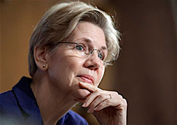 Elizabeth Warren Demands Investigation Into President Obama's Failure to Jail the Banksters
