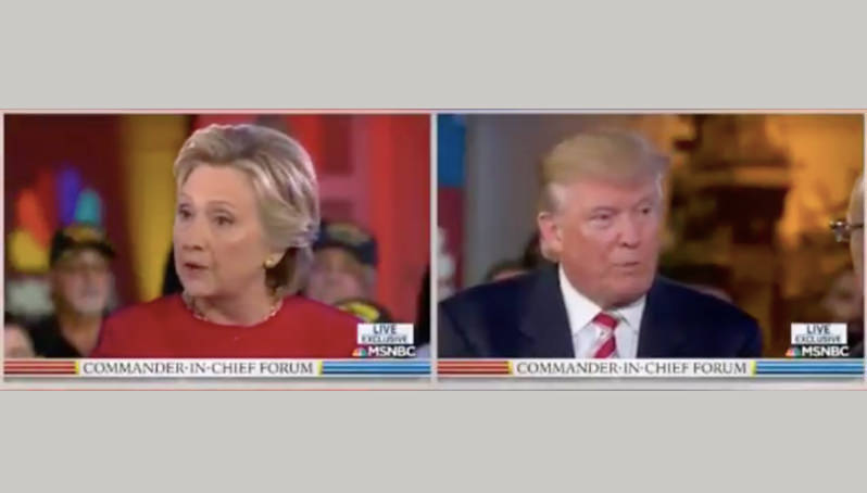 NBC's Presidential Forum Continued the Shameful Corporate Coverage of the Great American Meltdown