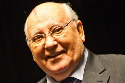 Mikhail Gorbachev: It Appears 'the World Is Preparing for War'