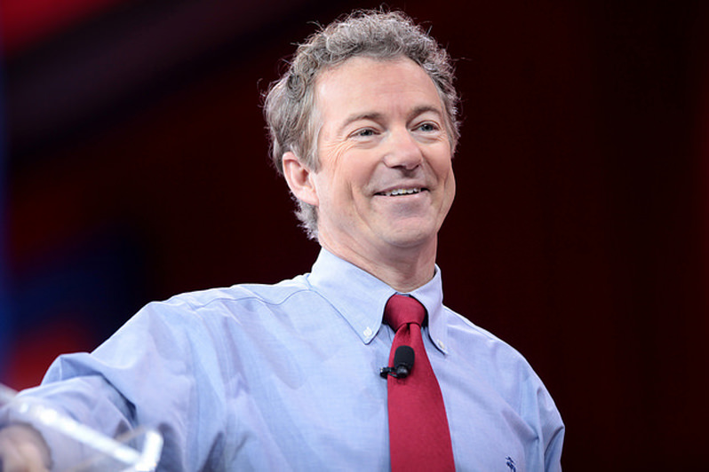 Rand Paul Charges That the NSA Monitors Americans' Communications Without Warrants