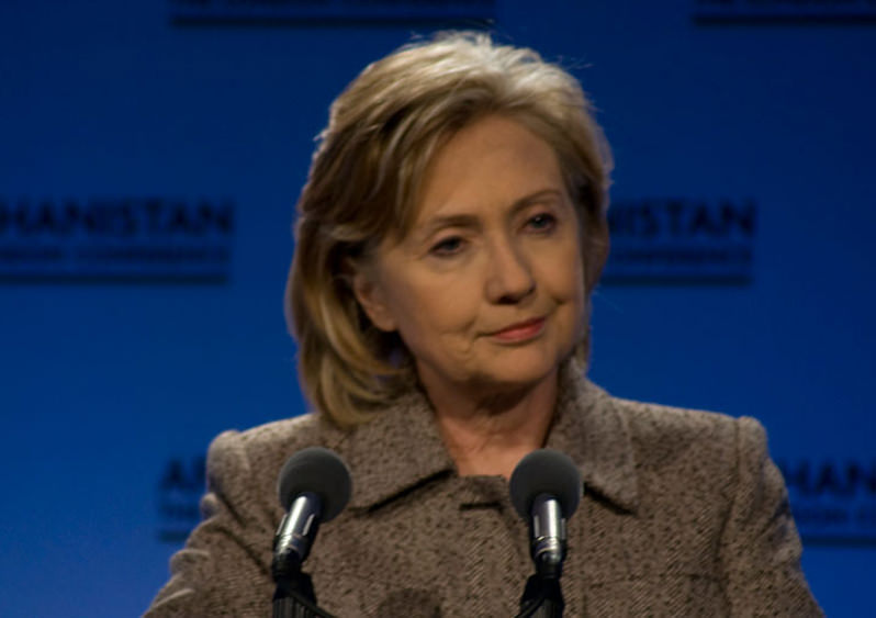 Will Hillary Clinton Get America Back on Track?