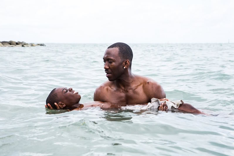 'Moonlight': Baptism by Hope